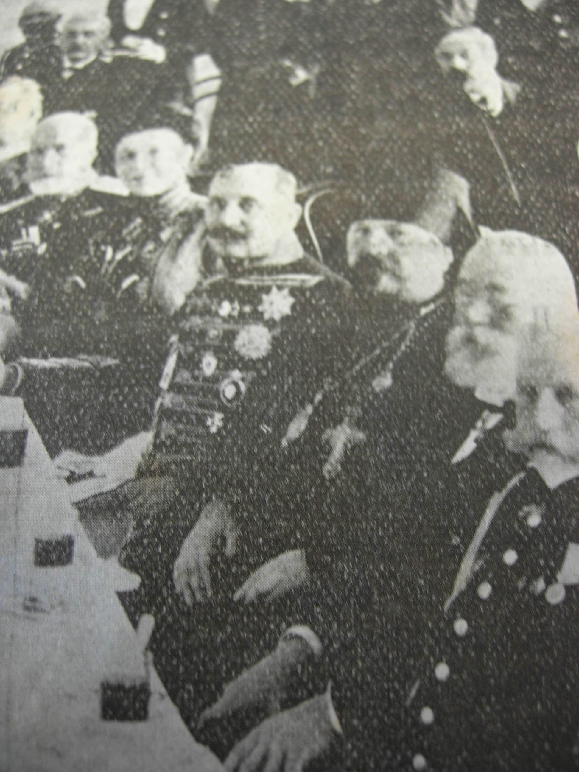 Епископ Досифей (Протопопов) и саратовский губернатор П.П. Стремоухов