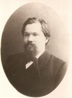 Профессор И.Г. Троицкий