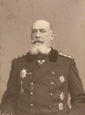 Олонецкий губернатор Н.В. Протасьев