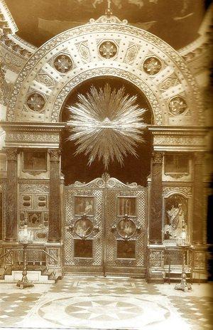 Иконостас Казанского собора