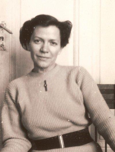 Хельга Фирцлафф-Гарднер  (20 лет от роду)