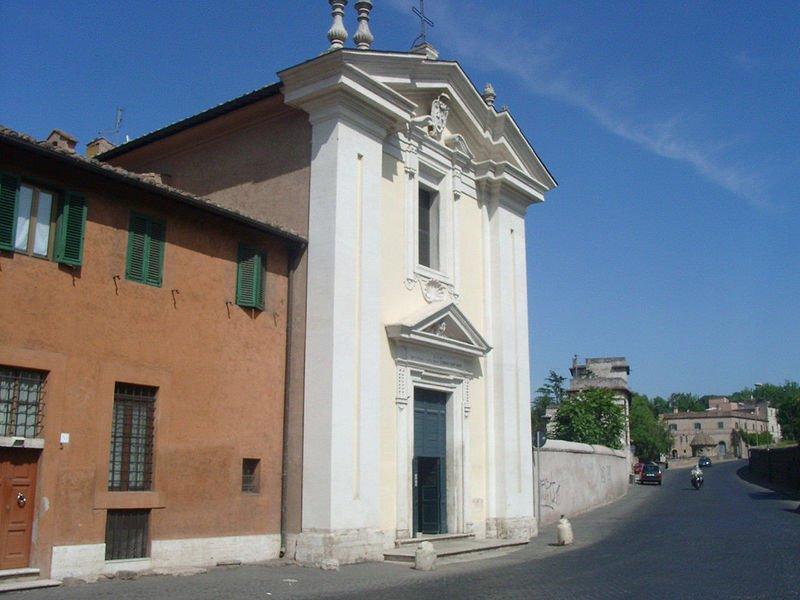 Церковь Домине-Кво-Вадис (Domine Quo Vadis)