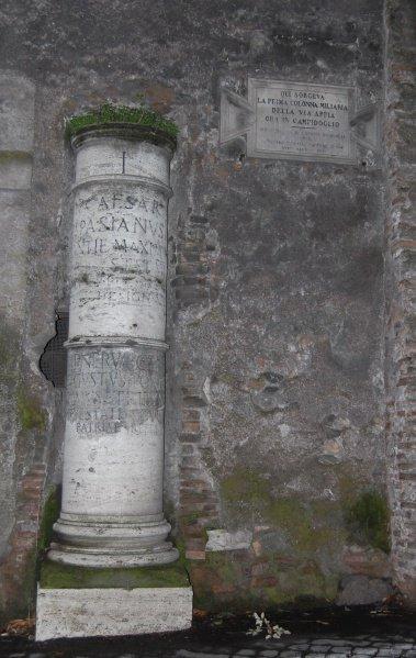 Prima colonna miliaria