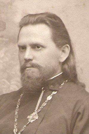 Протоиерей Николай Чуков