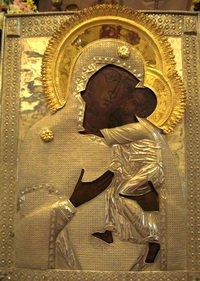 Чудотворная Курско-Коренная икона Пресвятой Богородицы