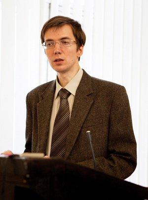 Олег Андреевич Родионов