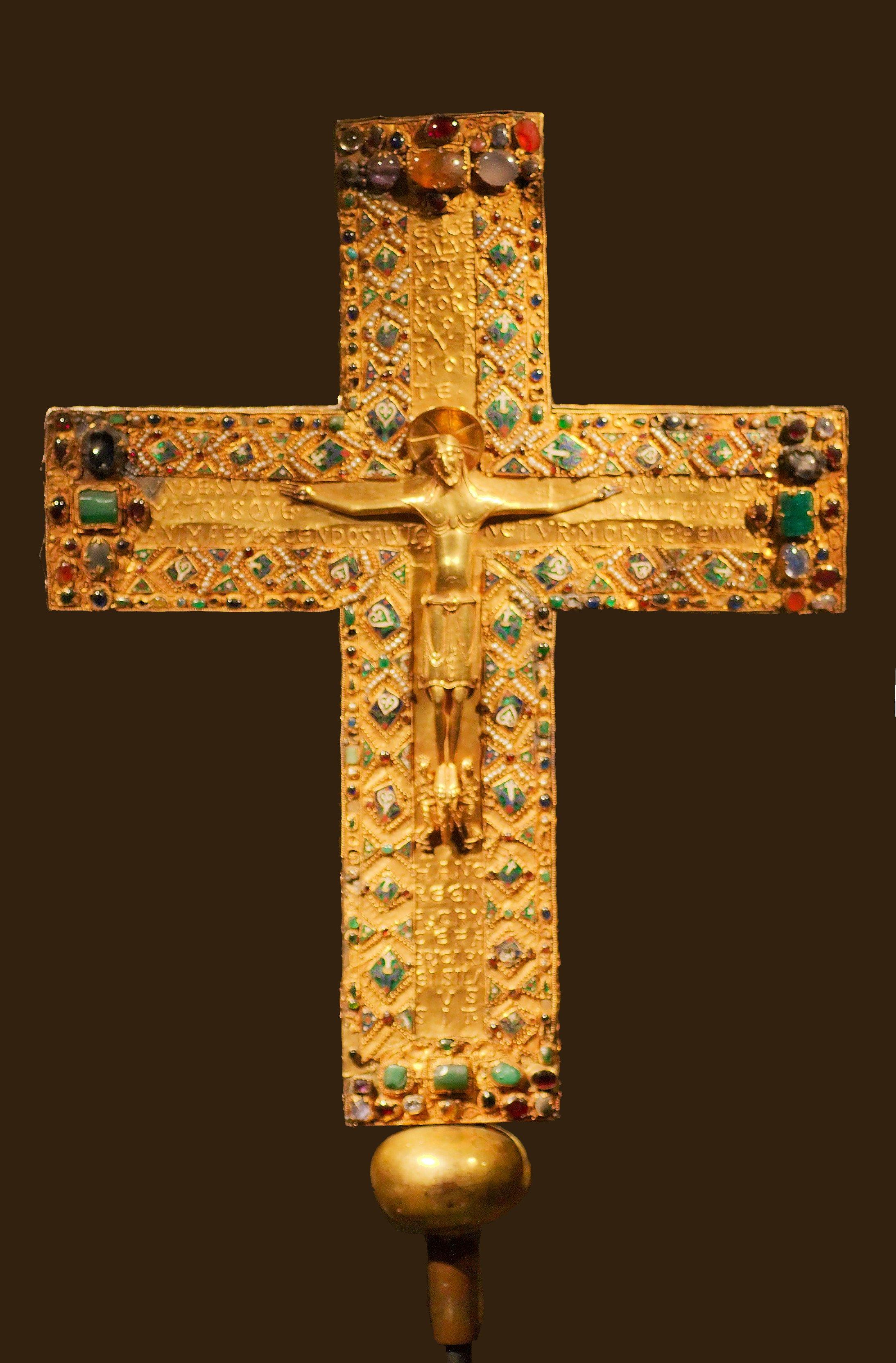 Крест блаженной Гизелы