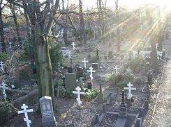 Русское православное кладбище