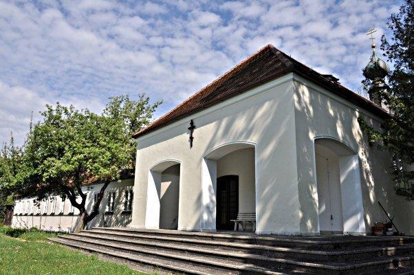 Мужской монастырь во имя преподобного Иова Почаевского