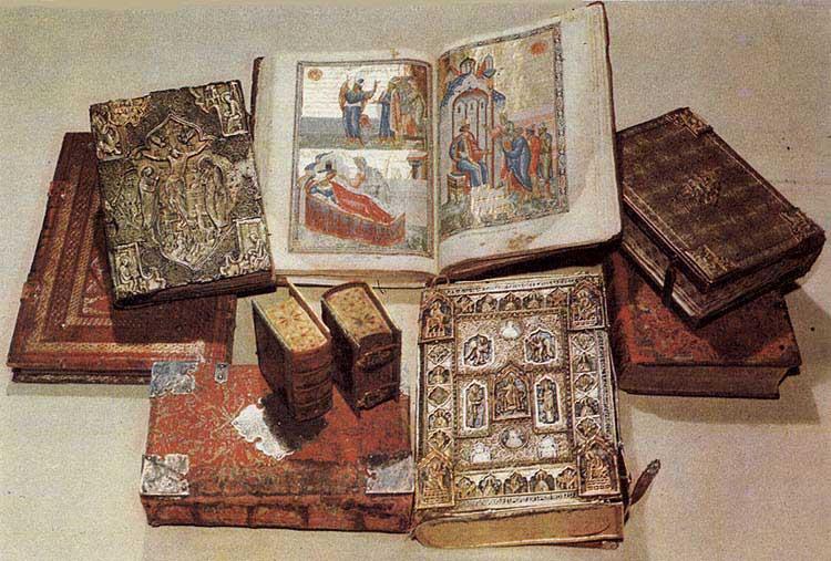 В Рубцовске откроется выставка древних православных книг
