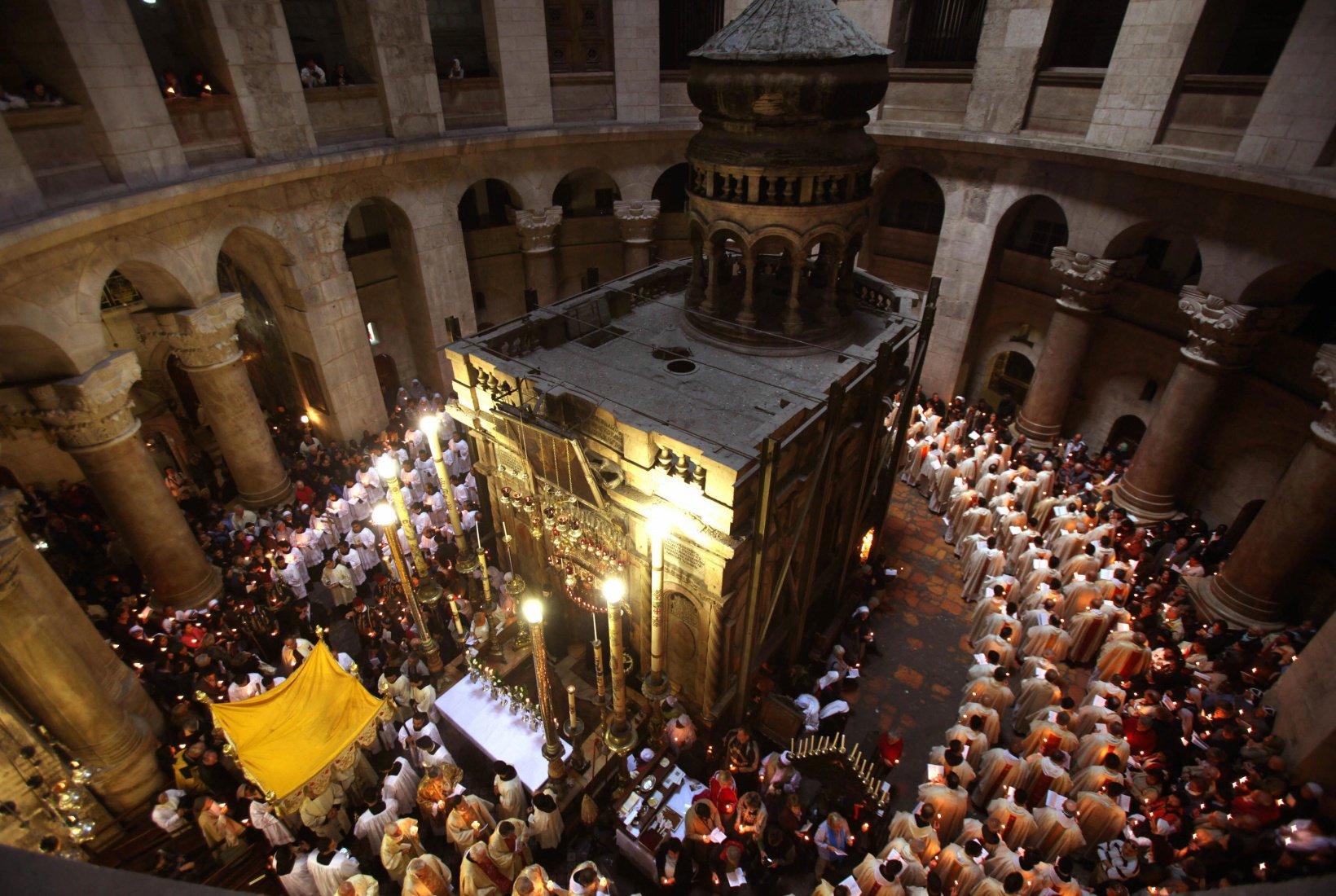 КОМПРЕССИОННОЕ храм гроба господня православный наступлением осенних холодов