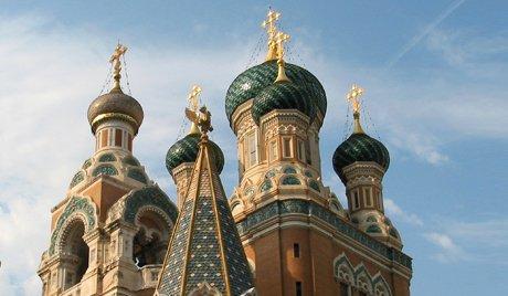 Resultado de imagen para iglesia ortodoxa rusa