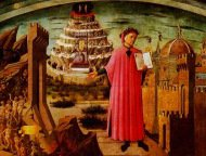 """Влияние """"Божественной комедии"""" Данте на формирование римо-католического догмата о чистилище"""