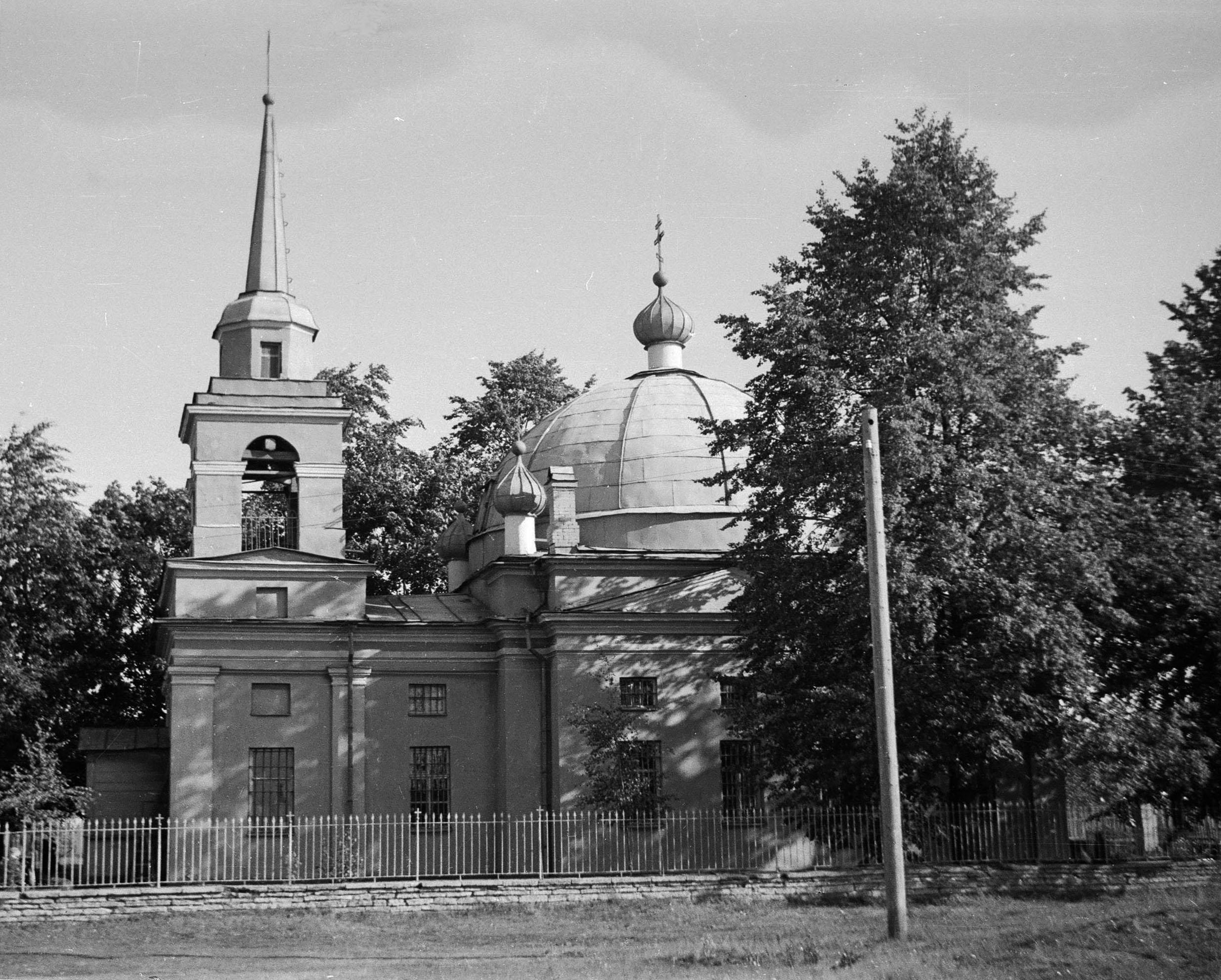 Церковь Собора Богородицы в с. Рогожа