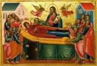 Католический догмат о телесном вознесении Девы Марии и православное учение об Успении Пресвятой Богородицы
