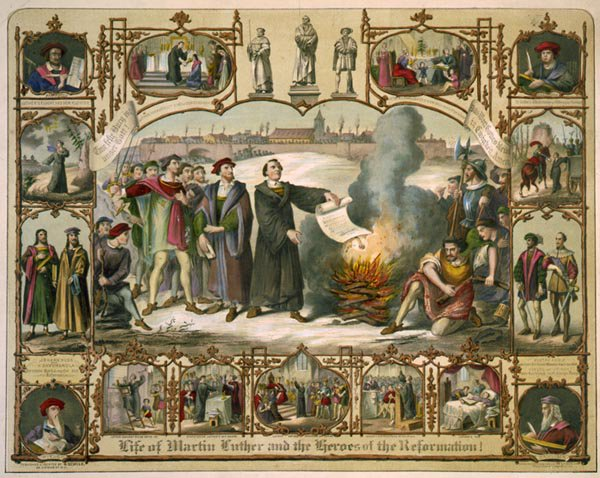 the reasons for the protestant revolutions from mainstream catholic church in history There is a huge history of catholic martyrs but then married a protestant in a protestant 'church' men might try to put forward, the catholic church has.