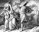 Гибель Содома в древнегерманской поэзии