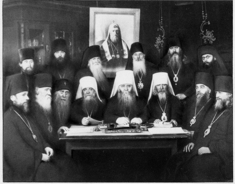 Временный Патриарший Священный Синод (конец 1920-х годов)