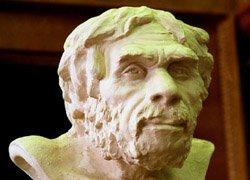 древний человек теория эволюции Дарвина палеоантропология
