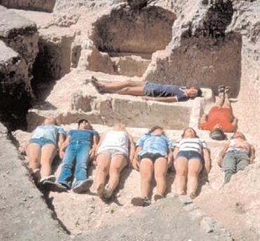 Погребение Господа Иисуса Христа и археология