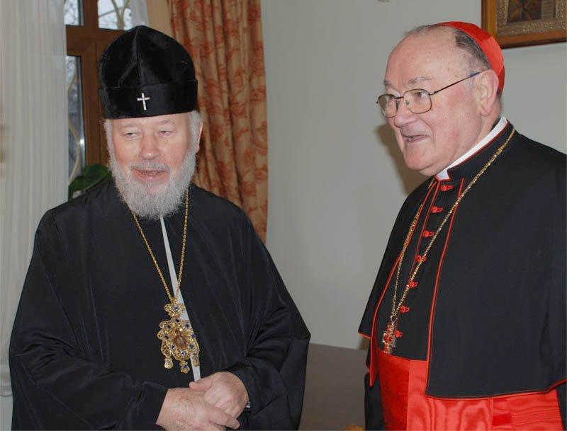 Московский Патриархат и Итальянская епископская конференция будут вместе развивать диалог Церкви и общества