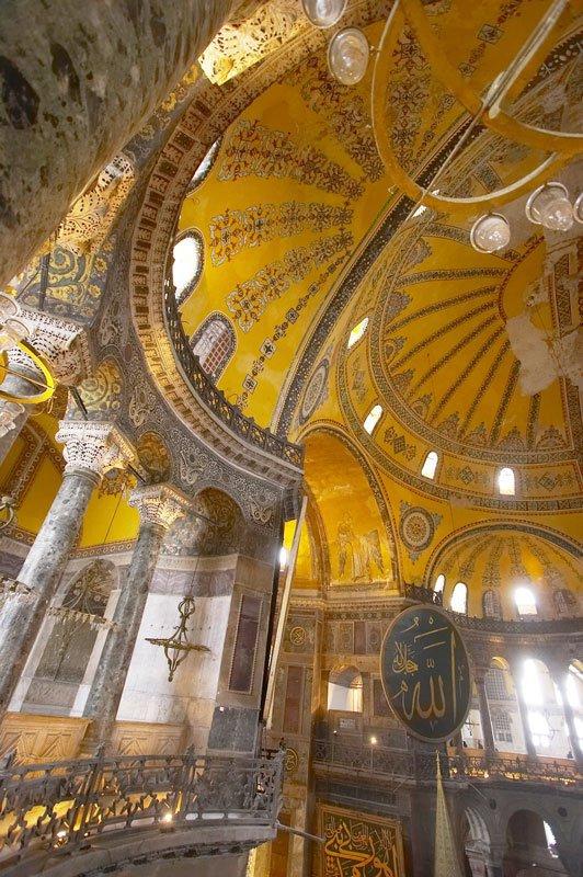 Айя-София,Ая-Софья,базилика Стамбула