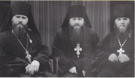 Делегация РПЦ в Англии. Июнь 1960 г.